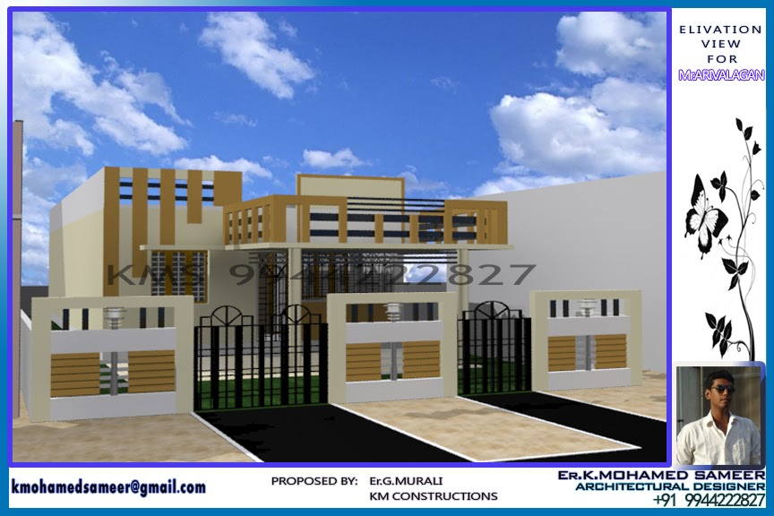house design pictures in tamilnadu tamil nadu style house elevation indianhomemakeover com