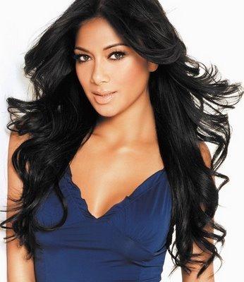 Nicole Scherzinger Hai... Nicole Scherzinger Ethnicity