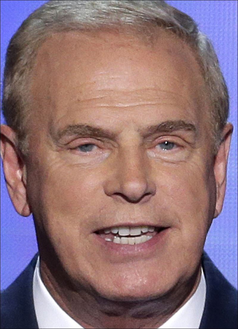 Ted Strickland Convention