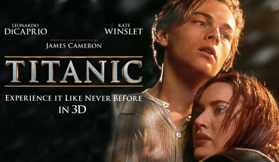 Image result for titanic movie release date